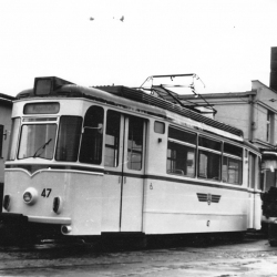 50 Jahre Triebwagen 47