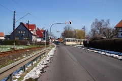Tw 215, BÜ Wahlwinkel, 02.04.2016, (c) S. Natzschka