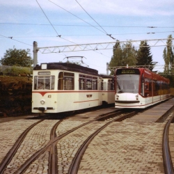 75 Jahre Thüringerwaldbahn 9 / 2004