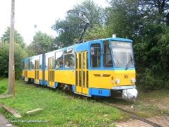 TW 305 in der Wendeschleife am Hauptbahnhof, sowie... (c) Kutting