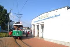 Tw 7 (SVZ), Betriebshof, 20.09.2014, (c) Natzschka