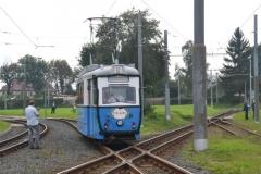 Tw 39, Einfahrt Betriebshof, 20.09.2014, (c) Natzschka
