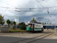 Tw 7 (SVZ), Betriebshof, 19.09.2014, (c) Hartung