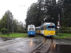 Tw 39 und 442, Tabarz, 21.09.2014, (c) Hartung