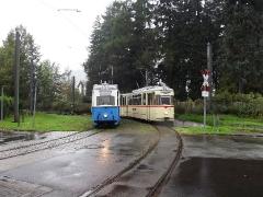 Tw 39 und 215, Tabarz, 21.09.2014, (c) Hartung