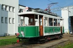 Tw 7 (SVZ), Betriebshof, 20.09.2014, (c) P. Kalbe