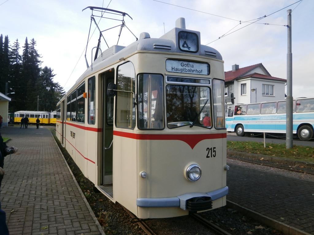 Tw 215, Tabarz,12.10.2014, (c) Schneider