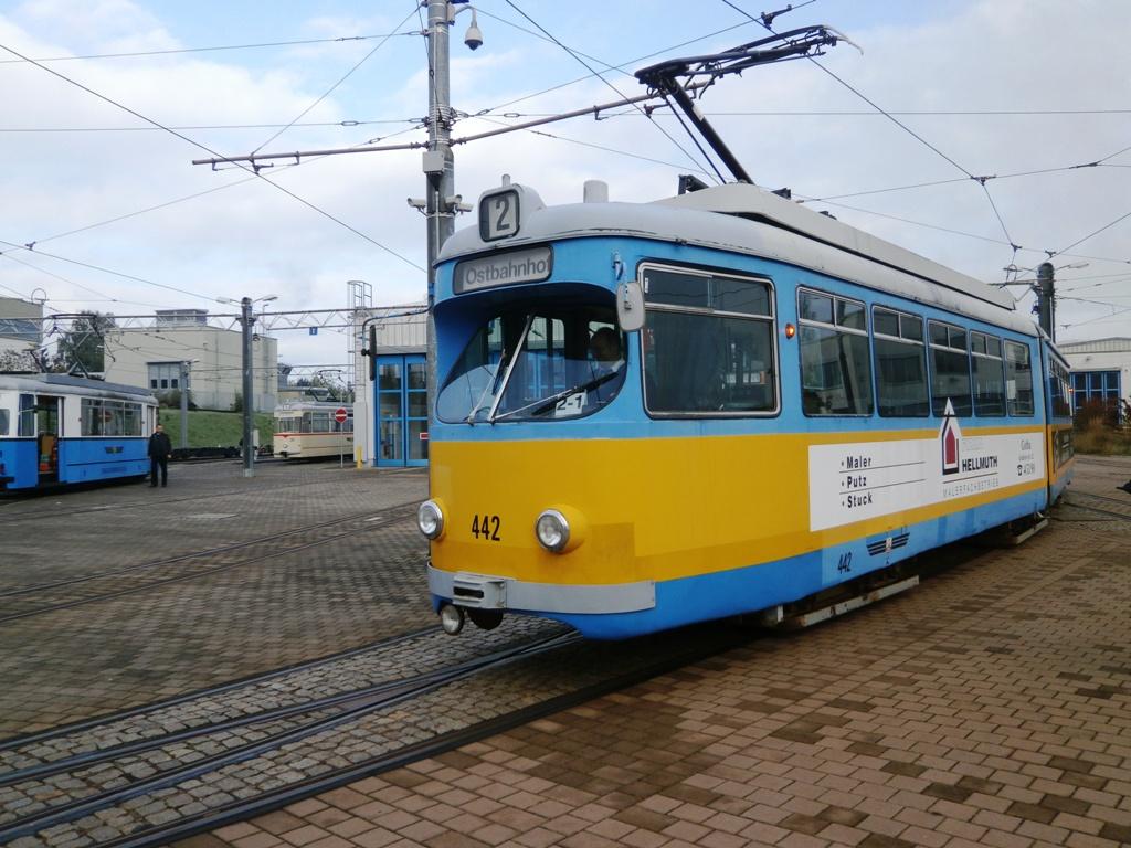 Tw 442, TWSB Behof., 12.10.2014, (c) Schneider