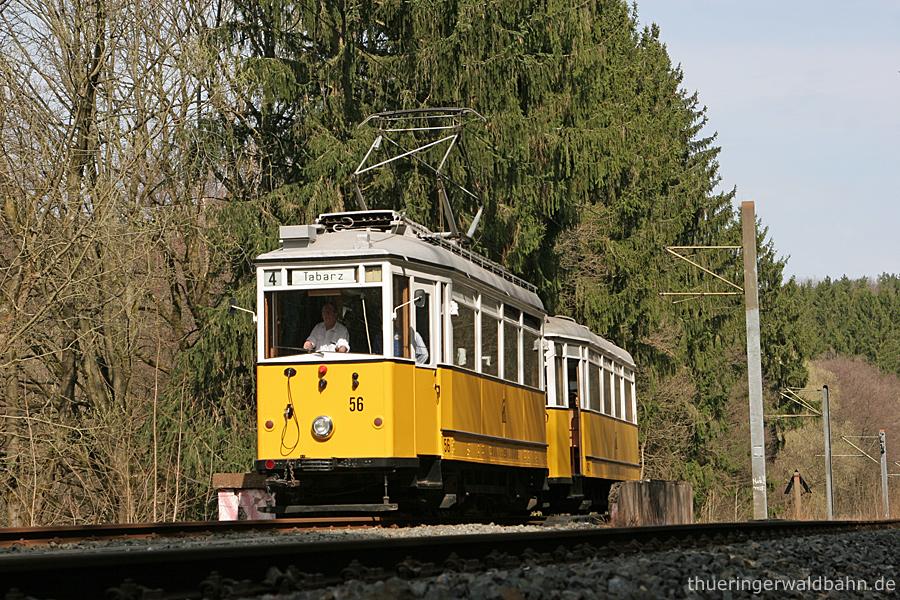 Schnepfenthal | Tw 56, Bw 82 | (c) U. Kutting