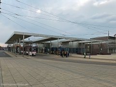 Finale am Bahnhof Gotha | Tw 309, 315 | (c) U. Kutting