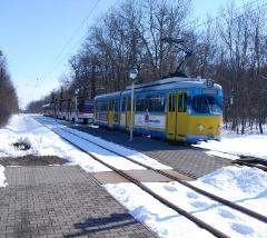 Tw 442, TT 308+307, Tw 505, Hst. Boxberg, 16.03.2013, (C) Schneider