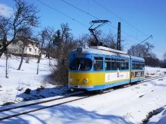 Tw 442, bei Leina, 16.03.2013, (C) Schneider