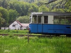 Tw 39 im Frühling an der Marienglashöhle, 24.05.2010