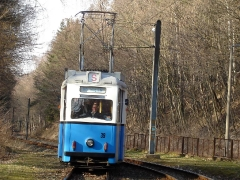 HTw 39/Reinhardsbrunn Bf./29.03.2009