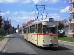 HTw 215, Waltershausen-Goethestr., 16.07.2011