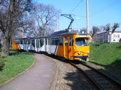 Tw 522, Waltershausen Bf., 29.03.2014