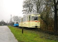 HTw 215, HTw 39 am Dreieck Sundhausen, 24.02.2007
