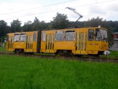 Tw 319 zw. Schnepfenthal und Waltershausen-Gleisdreieck, 14.08.2010