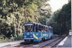 Tw 306 Reinhardsbrunn Bhf. 30.8.1995