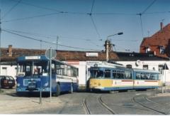KOM, Tw 320 Hersdorfstraße 10.3.1995
