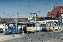 KOM, Tw 320, 304 Hersdorfstraße 10.3.1995