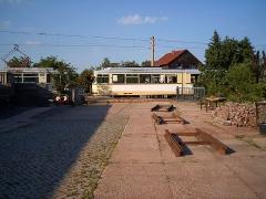 Tw 47-320 Waltershausen Goethestraße Umsetzung 21.6.2006