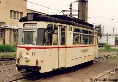 Triebwagen 47 (06. Juli 1992)