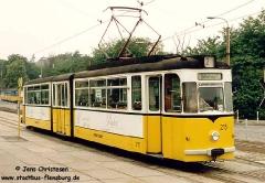Triebwagen 215 (06. Juli 1992)