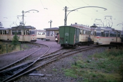 ABw 101, Gotha 1928, Linie: 4, Waltershausen Gleisdreieck, (10.1967, Earl W. Clark, Jr. Photo)