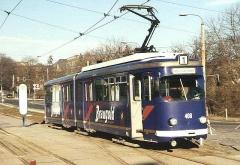Triebwagen 408 (11. Januar 1998)