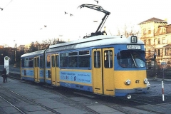 Triebwagen 412 (11. Januar 1998)