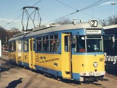 Triebwagen 507 (11. Januar 1998)