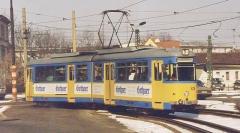 Triebwagen 528 (14. Februar 1999)