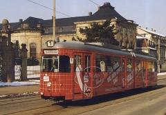 Triebwagen 590 (14. Februar 1999)
