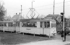 Tw 40 / Bw 95 (?) | Huttenstraße | 1974