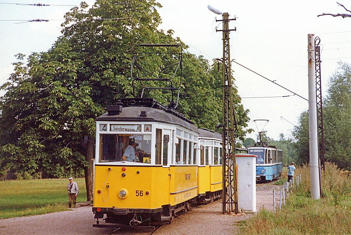 Weiter ging die Fahrt über Boxberg, Leina in Richtung Gleisdreieck. Die Kenner können sicher die Aufnahmeorte besser definieren.