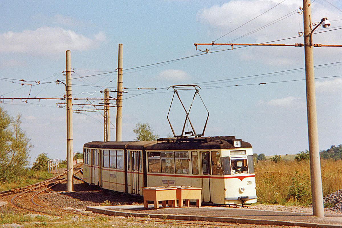 67 2+2xGlTwER 1967 VEB Gotha, a:1994.