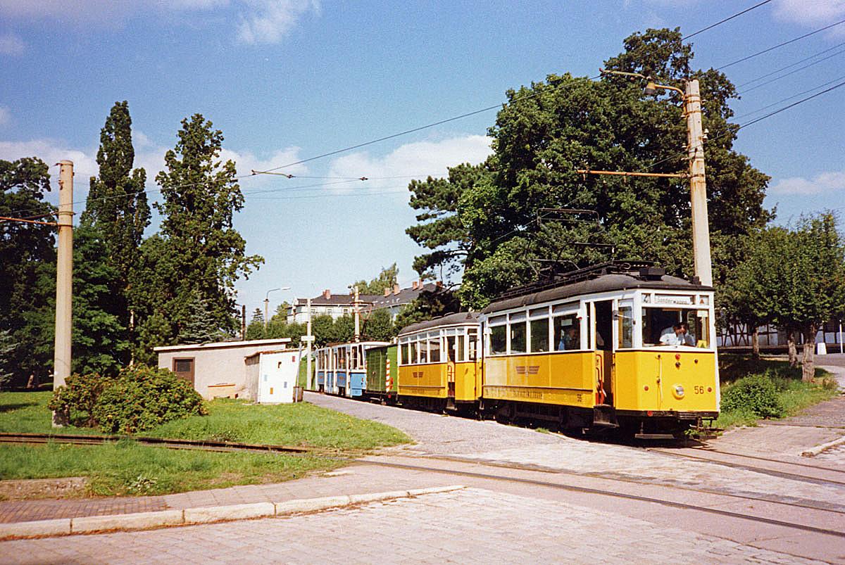 Wendeschleife Bahnhof Waltershausen