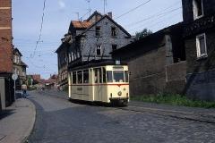 Tw 46, ebenfalls am Nelkenberg. (Juni 1989)