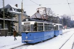 T2D-Tw 35 mit neuer Farbgebung. (Februar 1991)