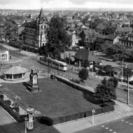 Arnoldiplatz nach 1960