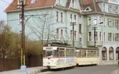 TW 36 | Huttenstraße | 31.03.1991 | (c) H. Männel