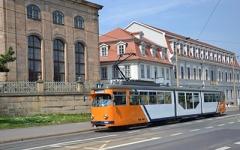 TW 522 (Lackierung RNV) | Orangerie | 23.04.2014 | (c) H. Männel
