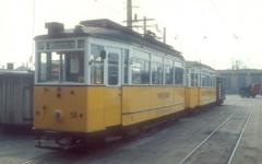 TW 56 | Betriebshof | 12.04.1992 | (c) H. Männel