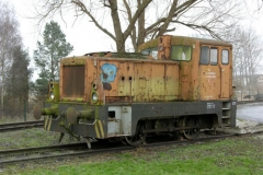 (ex Lok 4), Fa. Heyl, Bad Langensalza, 2006, (C) Mildner