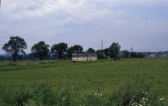 Der nächste Verstärker zum Boxberg zwischen Sundhausen und Boxberg 12.07.1987
