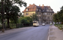 Gotha-Tw 46 als abendlicher Pendelwagen ...