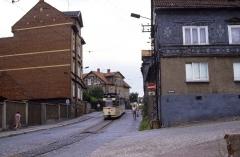 Der Nelkenberg ist schon der Höhepunkt einer Fahrt mit der Linie 2, weshalb er hier auch mit mehreren Bildern gewürdigt werden soll.
