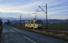 Erster Fotohalt an der Landstraße zwischen Waltershausen und Wahlwinkel.