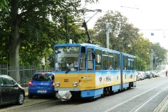 Tw 303, Bahnhofstr., 20.09.2014